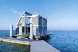 Holiday homes in der Lausitz auf dem Geierswalder See Geierswalde - DBS05053-FYC - Bluno