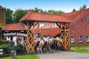 Horse Ranch Lünzen Schneverdingen - DLH01015-SYB - Jeersdorf