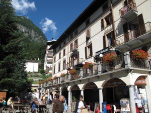 Accommodation in Alagna Valsesia