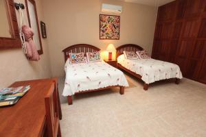 Casa Quetzal Boutique Hotel, Hotels  Valladolid - big - 78
