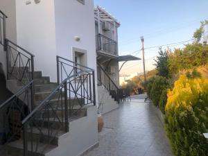 villa of the god Agistri Greece