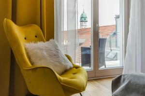Kazimierz Penthouse with private terrace