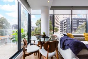 obrázek - Xavier, South Melbourne Private Apartment near Albert Park Lake
