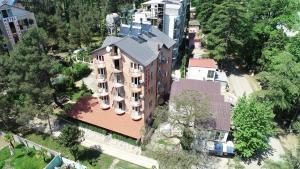 Отель Hotel Evrazia, Уреки