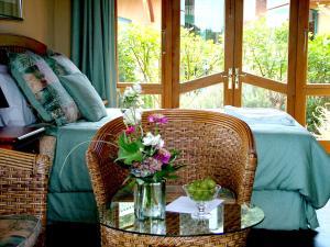 Earthsong Lodge, Turistaházak  Tryphena - big - 6
