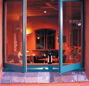 Earthsong Lodge, Turistaházak  Tryphena - big - 15