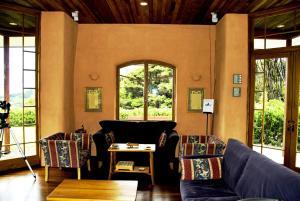 Earthsong Lodge, Turistaházak  Tryphena - big - 16