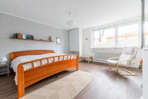 1 Private Single Room, 1 Double Room, 3 Persons (6609) - Höver