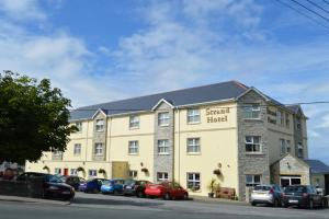 The Ballyliffin Strand Hotel