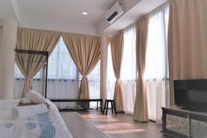 S 8 Boutique Hotel, Hotels  Sepang - big - 4