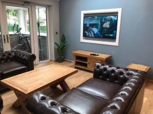 Luxury Central Townhouse with a Hot Tub! - Musselburgh