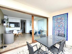 PALM BEACH, enchanting sea view and beach access, Apartmanok - Cannes