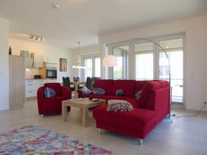 Apartment Strandhafer, Am Alten Deich 18, Haus 4 Whg. 6 - Dangast