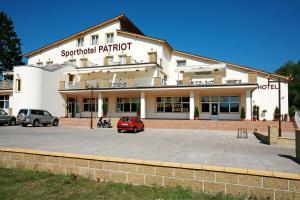 4 hvězdičkový hotel Sporthotel Patriot Úštěk Česko