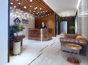 P&O Serviced Apartments Solec