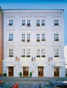 Arbes, Hotely - Praha