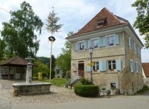 Haus Zur Alten Dame, - Käsacker