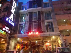 Hotel Aura, Отели  Нью-Дели - big - 90
