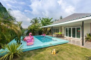SECRET GARDEN 2019 POOL HOUSE - Ban Bang Saman