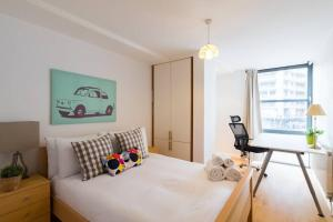 Large 3BR flat in Old Street/Shoreditch! 5* Star - Shoreditch