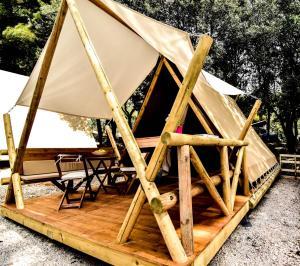 Glamping tent Jugo, 52210 Rovinj