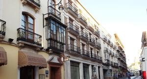 Accommodation in Antequera