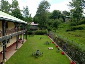 Gahiret Castle, Rezorty  Chitral - big - 66
