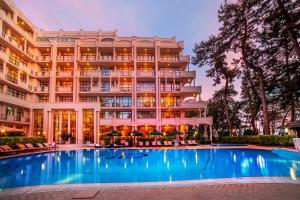 Kobuleti Georgia Palace Hotel ..