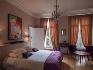 Une Maison en ville, Chambre d'hôtes, Hyper centre d'Amiens