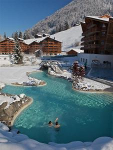Thermes Parc Apartments - Monthey