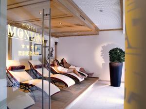 Hotel Montana, Hotely  Sankt Anton am Arlberg - big - 20