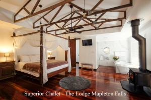 The Lodge Mapleton Falls