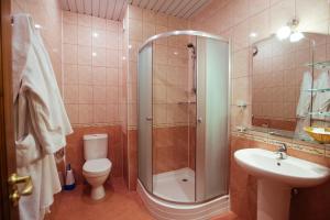 Hotel-Zapovednik Lesnoye, Отели  Недельное - big - 9