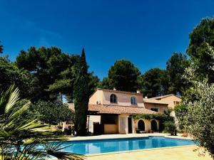 Location gîte, chambres d'hotes Villa Aix-en-Provence Roque Blanc dans le département Bouches du rhône 13