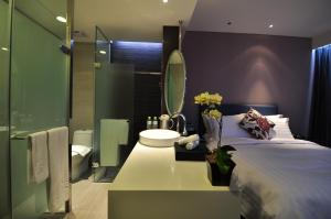 AT Boutique Hotel, Hotels  Taipei - big - 86