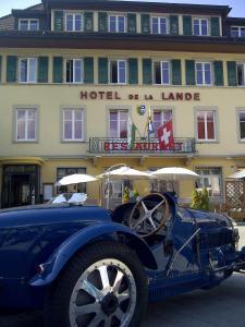 Hotel de la Lande - Le Brassus
