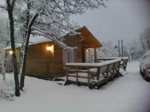 Cabaña Montaña De Luz - Hotel - Las Trancas