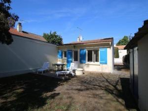 House Agreable brevinoise 1, Prázdninové domy  Saint-Brévin-les-Pins - big - 15