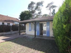 House Agreable brevinoise 1, Prázdninové domy  Saint-Brévin-les-Pins - big - 16