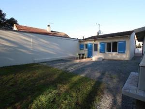 House Agreable brevinoise 1, Prázdninové domy  Saint-Brévin-les-Pins - big - 13