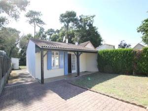 House Agreable brevinoise 1, Prázdninové domy  Saint-Brévin-les-Pins - big - 9
