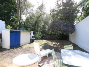 House Agreable brevinoise 1, Prázdninové domy  Saint-Brévin-les-Pins - big - 8