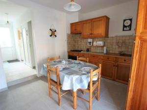House Agreable brevinoise 1, Prázdninové domy  Saint-Brévin-les-Pins - big - 5