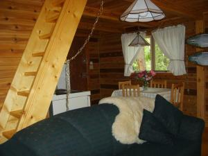 Solitude B&B on Aveley Ranch, Bed & Breakfast  Vavenby - big - 18