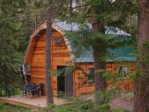 Solitude B&B on Aveley Ranch, B&B (nocľahy s raňajkami)  Vavenby - big - 31