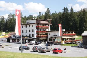 Kessler's Kulm Gästehaus - Hotel - Davos