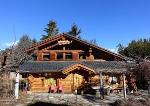 Chata Le Gite de Briey Chalais Švýcarsko