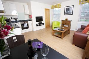 Suffolk Road Apartments, Appartamenti  Cheltenham - big - 21