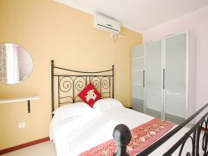 China Sunshine Apartment Guomao, Apartmány  Peking - big - 53