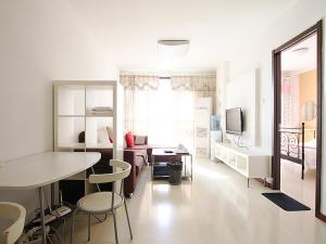 China Sunshine Apartment Guomao, Apartmány  Peking - big - 38